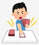 【カードショップで無意識にやってしまう事】謎のパック開け対決!当てのないストレージ漁り等