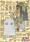【キャラクタースリーブ ポプテピピック・発売予約情報】ポプ子とピピ美が世界を巡る【サプライの軌跡】