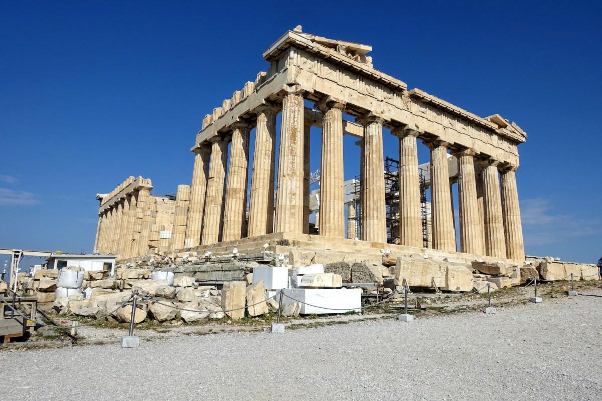 Athens Acropolis - Parthenon
