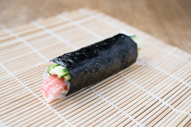 norimaki recipe step maki 2