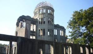 Hiroshima Peace Memorial (Genbaku Dome). Photo: UNESCO/G. Boccardi