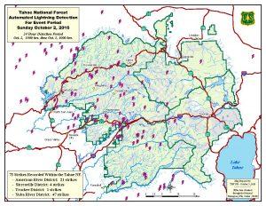 Map courtesy TNF
