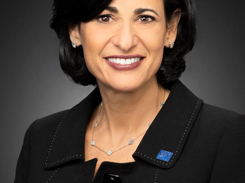 CDC Director Rochelle P. Walensky