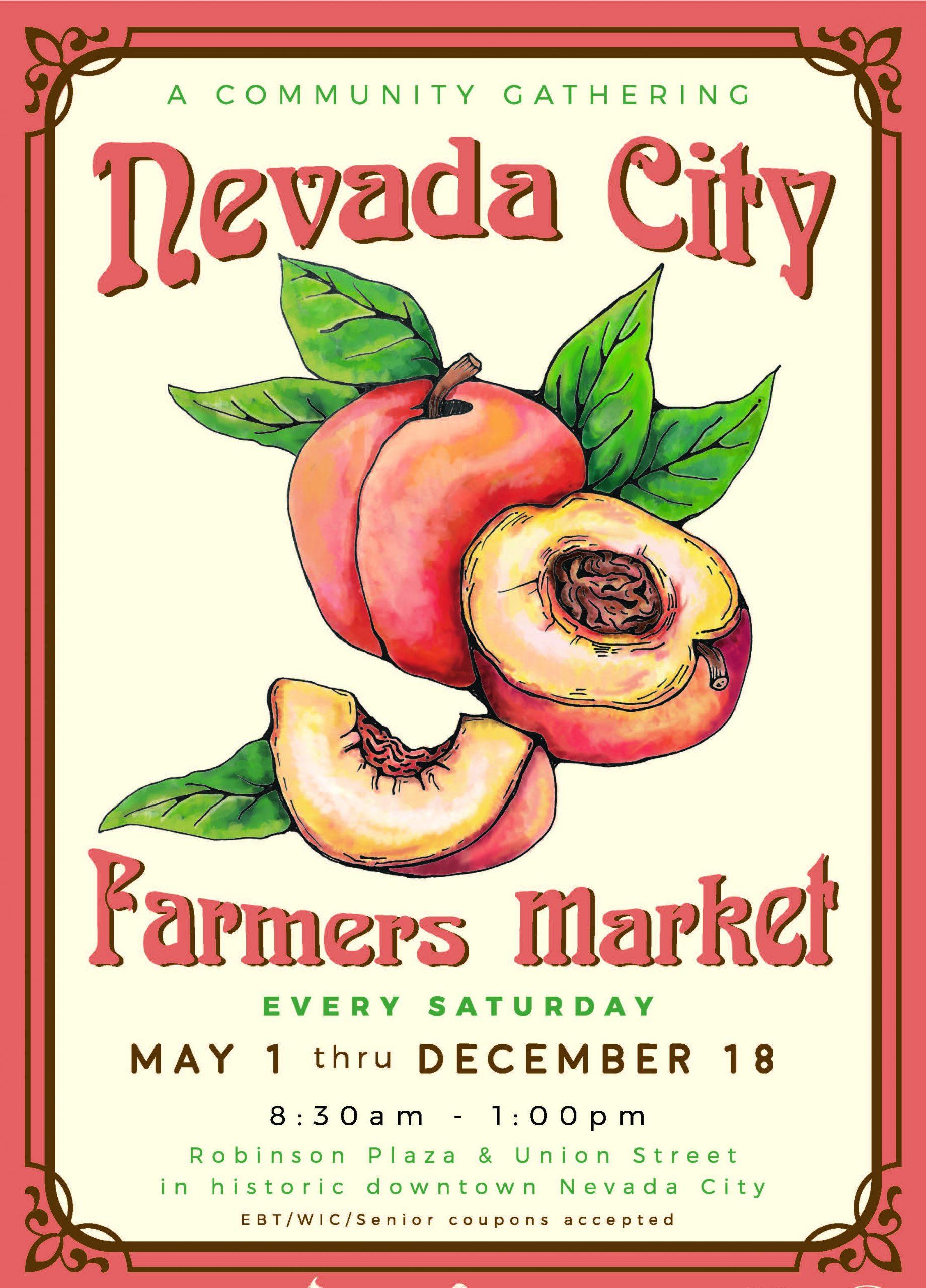 Nevada City Farmers Market