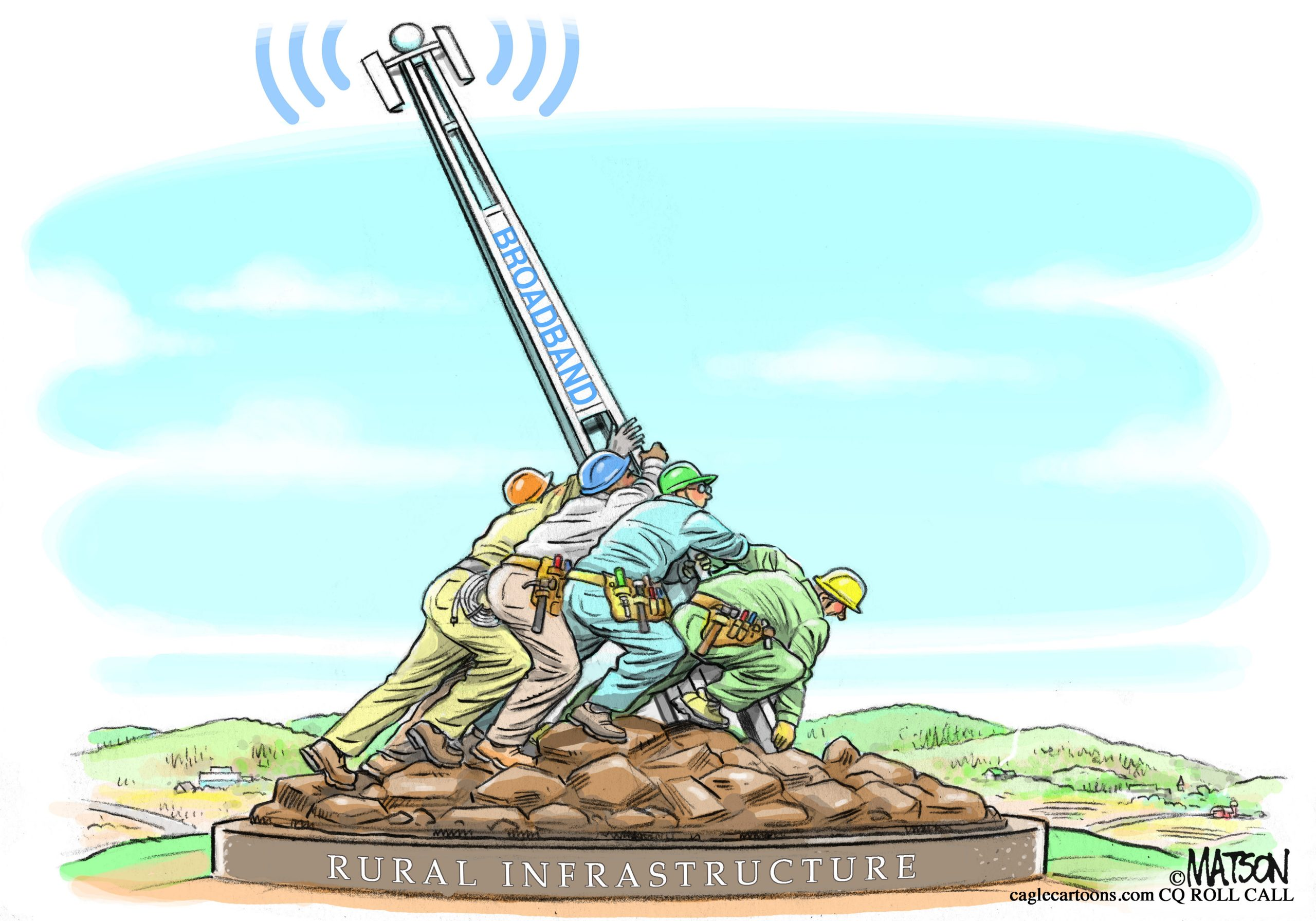 R.J. Matson - NATIONAL Rural Broadband
