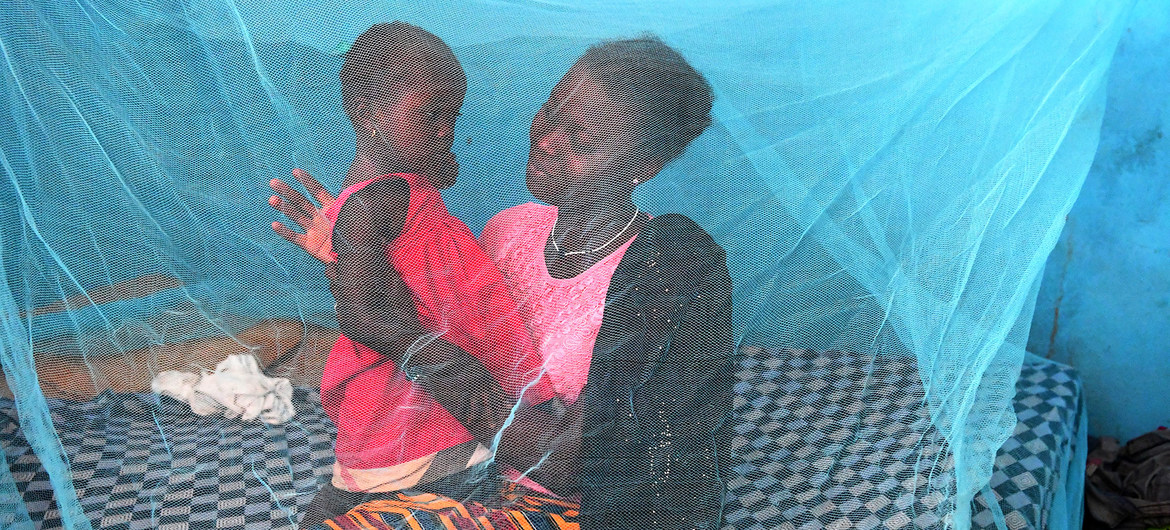 Bed nets remain an important tool to protect against malaria-carrying mosquitoes.