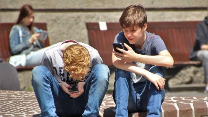 chichos en celular