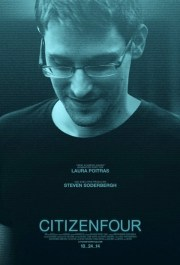 Citizen Four documentary cover image.