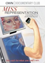 Miss Representation documentary cover image.
