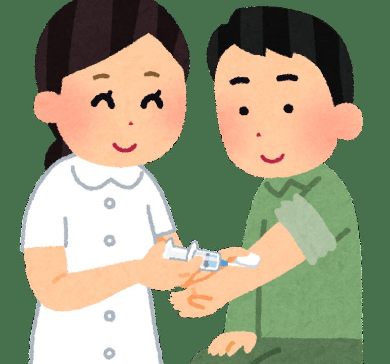 【職域接種】モデルナ製ワクチンを受けてから27時間後の21歳男性の症状。