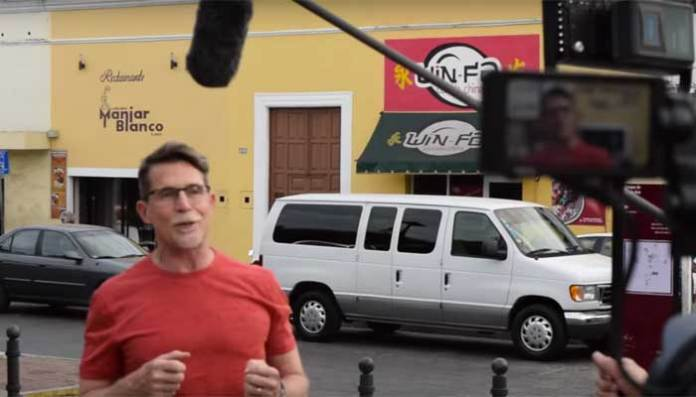 Rick Bayless' TV crew hits Mérida — Yucatán Expat Life