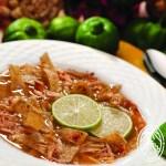 Recipe for Sopa de Lima
