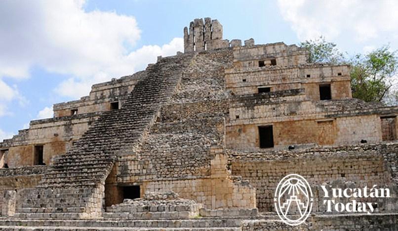 Campeche Edzna