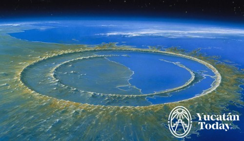 Crater Chicxulub