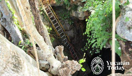 Cenote Kankiriche 2