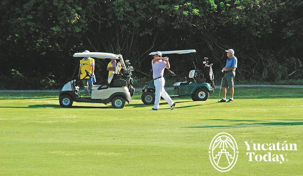 Golf en Yucatán