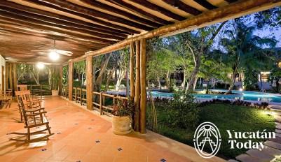 The Lodge Uxmal Royal Maya Bungalow