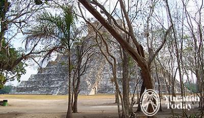 Hacienda Chichen visita2