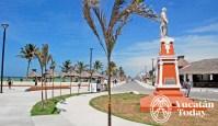 Progreso monumento