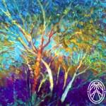 Alonso E. Gutierrez: Envisioning the Yucatán Landscape Through a Painter's Eyes