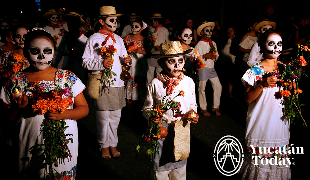 Day of the Dead in Yucatán