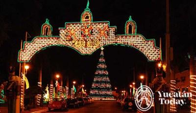 Navidad Merida 2010-2