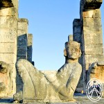 El monumental Chac Mool