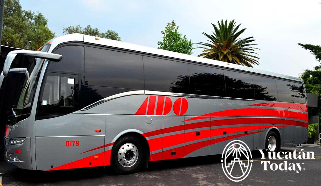 Autobuses De Oriente Ado Bus Line Yucatan Today