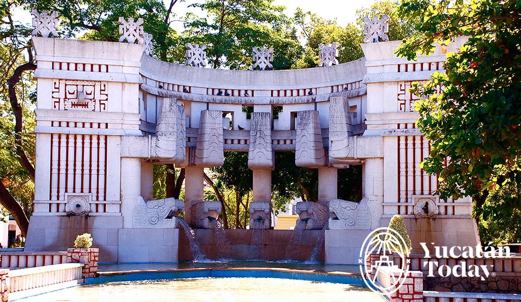 Parque de las Americas Yucatan Merida Parques