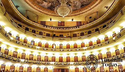 Candil Teatro Peón Contreras