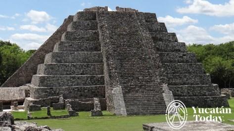 Mayapan piramide de kukulkan
