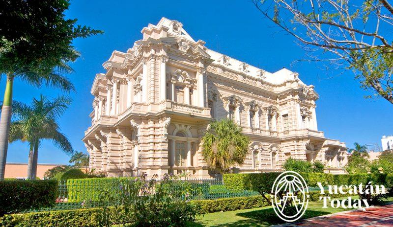 Palacio Canton fachada