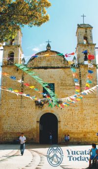 Tixkokob Iglesia