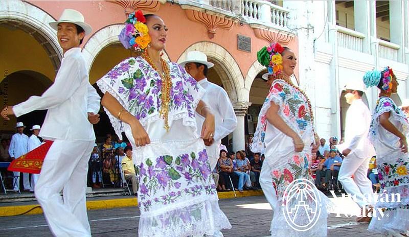 Mérida en Domingo @ Plaza Grande   Mérida   Yucatán   México
