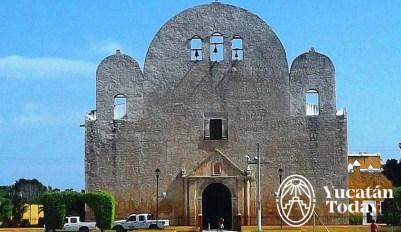 Conkal Iglesia