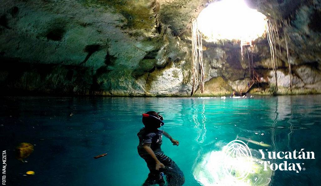 Cenotillo, The City of Cenotes