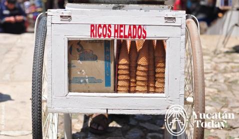 Vendedores-Ambulantes-Helados-Heladero-Comida-Callejera