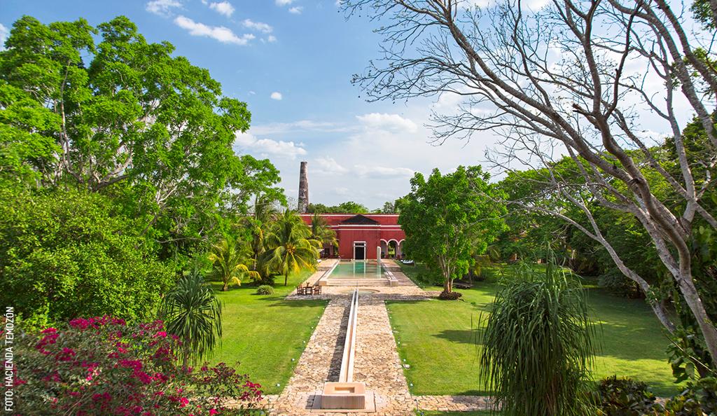 Visita a las Haciendas de Yucatán