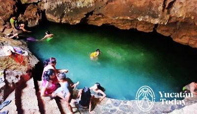 Cenote en Telchaquillo