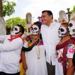 Festival de las Ánimas in Yucatán