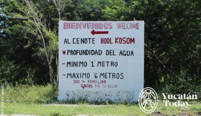 Cenote Hool Kosom