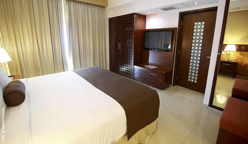 Wyndham-Merida-Room
