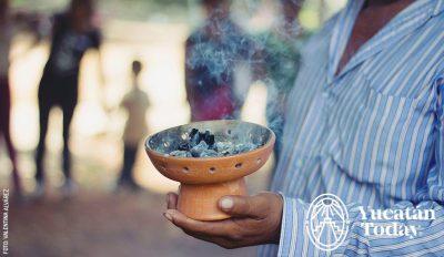 Tradicion Maya Traditions Incienso