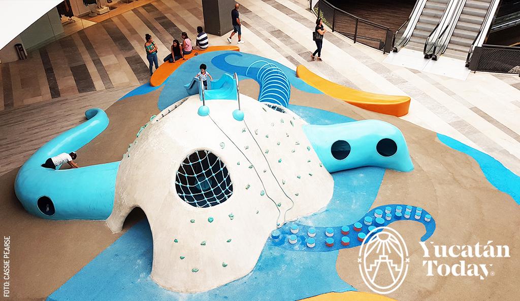 Mall Fun in Mérida