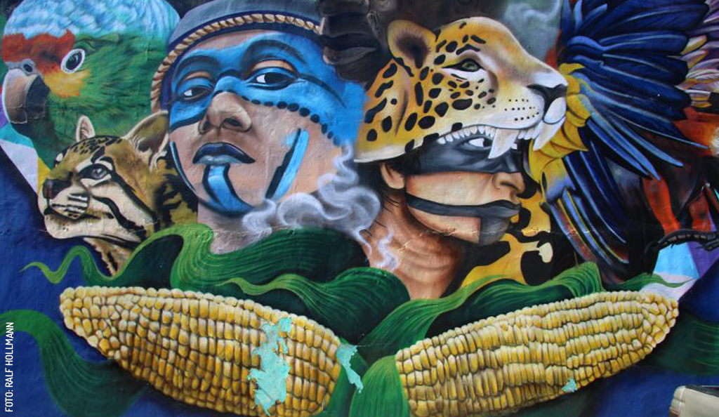 Xcalachén:  Comida y Arte