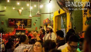La Negrita Cantina Merida Nightlife