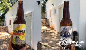 Ciudad Blanca Brewing Co Cerveza Cazadora El Jefe