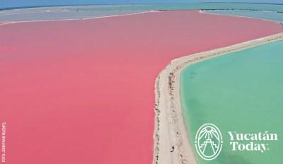 Las Coloradas Yucatan Mexico