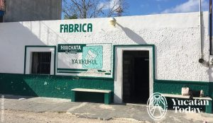 Yaxkukul Fabrica de Horchata