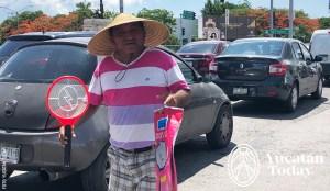 Vendedor Ambulante Semaforo